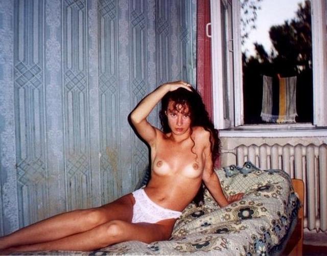 Любительские картинки русских девах из 90ых годов