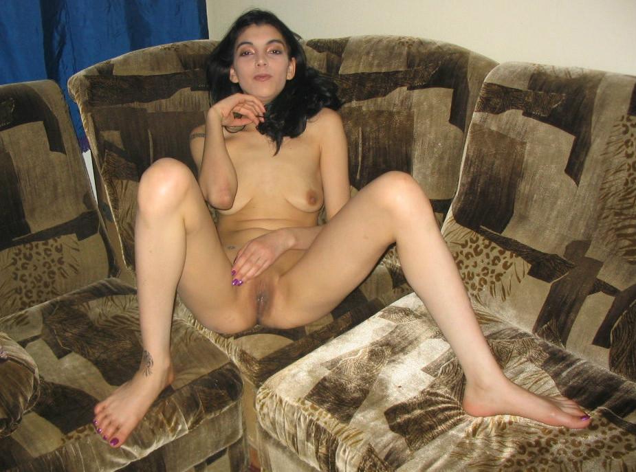 Изящная худенькая армянка из Москвы